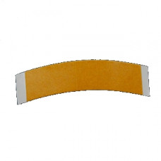 German Brown Liner Cloth C Contour (36 pieces)