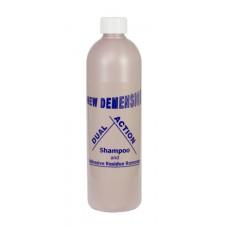Pro Hair Labs New Dimension Dual Action Shampoo 12oz / 355ml (RC-11) by www.precisionhairplus.com.au