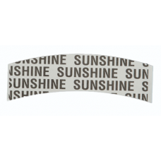 Sunshine No-Residue Tape C Contour (36 pieces)